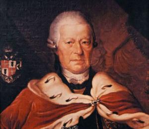 Letzter Fürst: Rinck von Baldenstein (1796–1806)