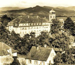 Schwesternhaus St. Ludwig, Aufnahme um 1940.