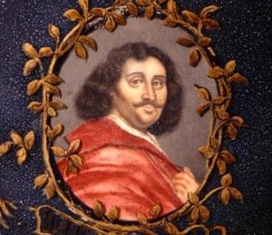 Porträt des Künstlers Matthäus Merian d.Ä. (1593–1650)