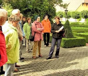Gruppen, individuell beraten und persönlich geführt.