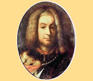 Fürst-Großprior Graf von Nesselrode (1728-1752)