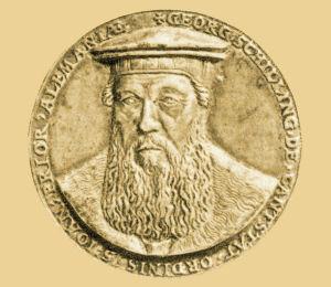 Erster Fürst: Schilling von Cannstatt (1546-1554)