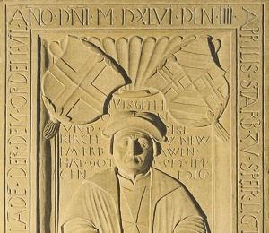 Großprior Johann von Hattstein (1512-1546)